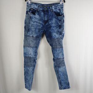 Versace V 1969 Abbigliamento Sportivo Moto Jeans